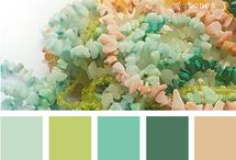 Colour Palette / With color you can boost your mood, design a amazing space, and create amazing projects. I say I love you color the brighter the better!!! / by ReJeana Renee