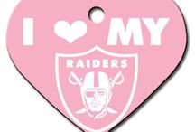 Oakland Raiders Dogs / Oakland Raiders Dog Collar: Clothes, Apparel, Lead & ID Tags - Hot Dog Collars