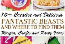Fantastic Beasts and Where to Find Them Galore