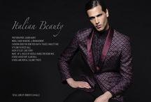 Fabio Mancini #Elegant / Elegant editorials and classical style