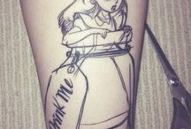 Tattoos + Piercings