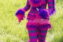 cheshire cat disfraz