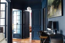 Dark blue inspiration