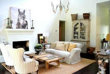 living rooms / by Robin Geis