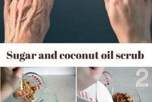 Hand scrub recipe