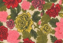 Vintage floral patterns / by Natalie Ryan