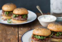 Sandwich, burger & co.