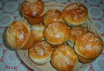 Zsemle muffin
