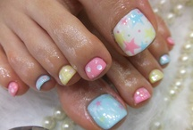Nails...nails...nails! / by Nicole Lung