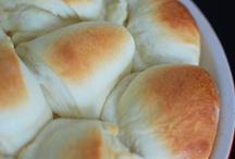 Bread, muffins, rusks