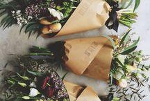 ogród, kwiaty
