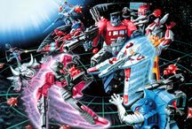 TRANSFORMERS / by Matthew Armstrong