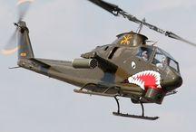 AH-1 Cobra / SeaCobra / SuperCobra / Viper / This board is devoted to atack helicoper Bell AH-1 Cobra and its versions.  Single-engine versions, e.g.: Bell 209, AH-1G Cobra (HueyCobra), AH-1Q, AH-1S, AH-1F.  Twin-engine versions (aka TwinCobra), e.g.: AH-1J, AH-1T, AH-1W, AH-1Z.