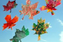 Do this with old crayons! / by Mari Farthing