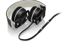 Sennheiser Urbanite Headphones / Sennheiser have recently launched two amazing new headphones at IFA2014. http://bit.ly/1puijWV