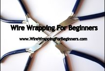 Wire Wrapping / Wire Wrapping Tutorials and photos / by Kimberlie Kohler Designs