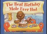 Birthday books / Books to read to kids on their birthday  / by Books Galore