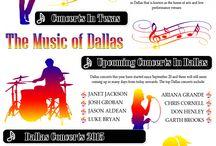 Concerts In Dallas TX