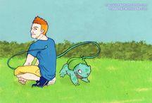 Draw'em all / Pokemon