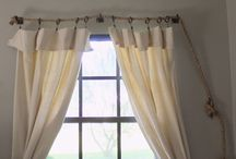 Home DIY/decor - window treatments / by Amber Whitmore