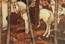 Edmund Dulac Arabian Nights