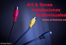 Art & Sense. Tecnología Audiovisual