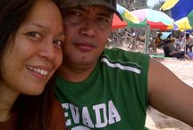 WITH MY WIFE / LIBURAN