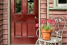 outside house colours