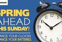 Daylight Saving Time / DST