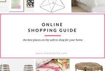 BUYING ONLINE / Shop