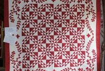 Quilts bicolores