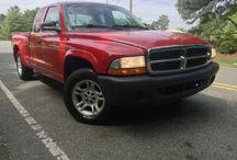 2004 Dodge Dakota SXT Truck Club Cab For Sale at The Auto Finders Dealership in Durham NC
