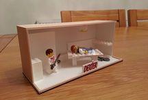 Lego Diorama's