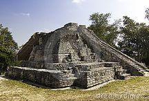 CHACCHOBEN - Quintana Roo - Yucatan