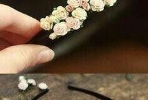 κοκαλακια. από λουλούδια