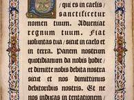 Preghiere in latino