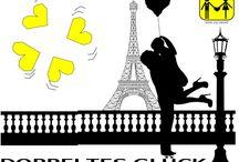 Doppeltes Glück / Wage Dein DOPPELTES GLÜCK mit eins-zu-zweit - Partner finden und eine gemeinsame Nacht in Paris gewinnen! www.eins-zu-zweit.com