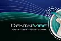 DentalVibe: Pain Free Dental Injections / DentalVibe: Branding, Marketing, Print advertising