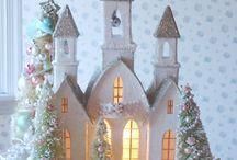 Рождественские Деревни