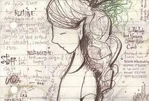 Journal Inspiration / by Vanessa Senyk