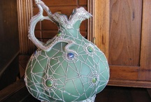 Glass/Bottles/Pottery / by Kathy Borino