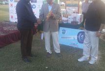 Golf tournament / Khas sponsors Ibex Golf tournament with Mini exhibition