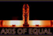 AXIS OF EQUAL / AXIS OF EQUAL is a twice yearly egg balancing ceremony by self-chosen Earth People.    Find out more at www.axisofequal.com