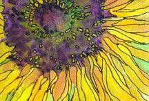 Art:  Flowers / by Sandy Meadors