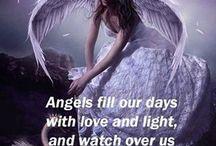 Angéologie / Praticienne en Thérapie d'Energie Intégrée, je collabore chaque jour avec les Anges et je les canalise pour apporter des messages aux personnes qui viennent me consulter.   http://www.laurieaudibert.com/