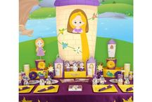 Tangled Party Ideas and Supplies