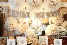 Indulgent Tablescapes / sweet spreads / by Sarah Riley