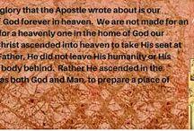 Fr. Joseph's Article