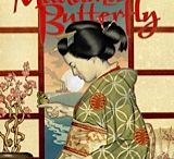 Opera posters. Puccini. Madama Butterfly