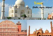 Golden Triangle  Tour, India Holidays